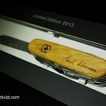 Victorinox Explorer Damast Limited Edition 2013