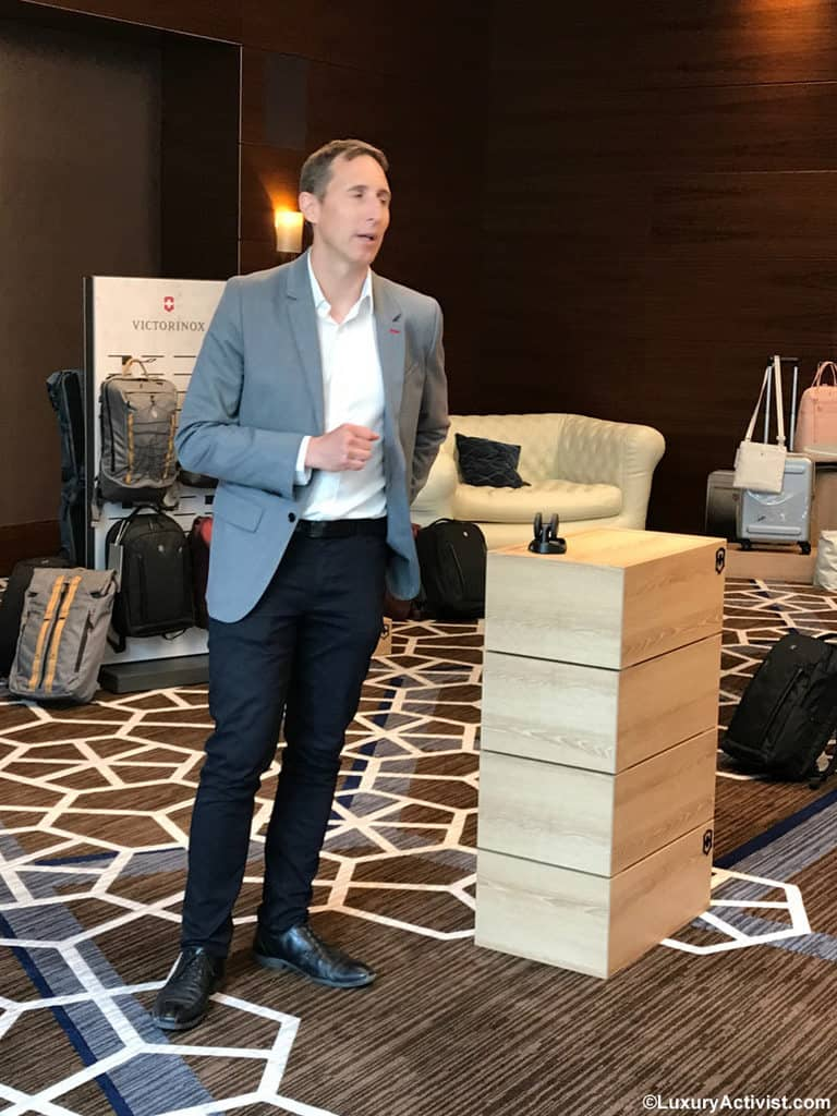 Carsten-Kulcke-CEO-Victorinox-TravelGear