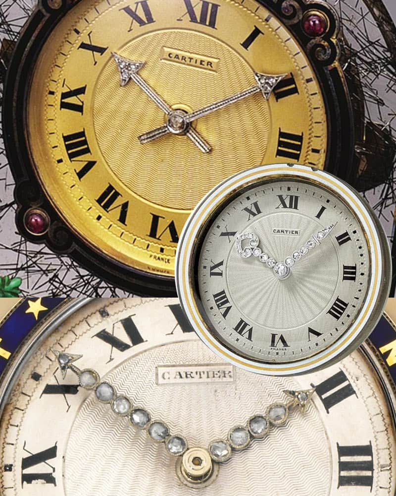 Cartier-Comet-clocks-1920s