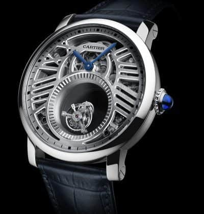 SIHH 2018: Cartier Is A Master Of Mystery