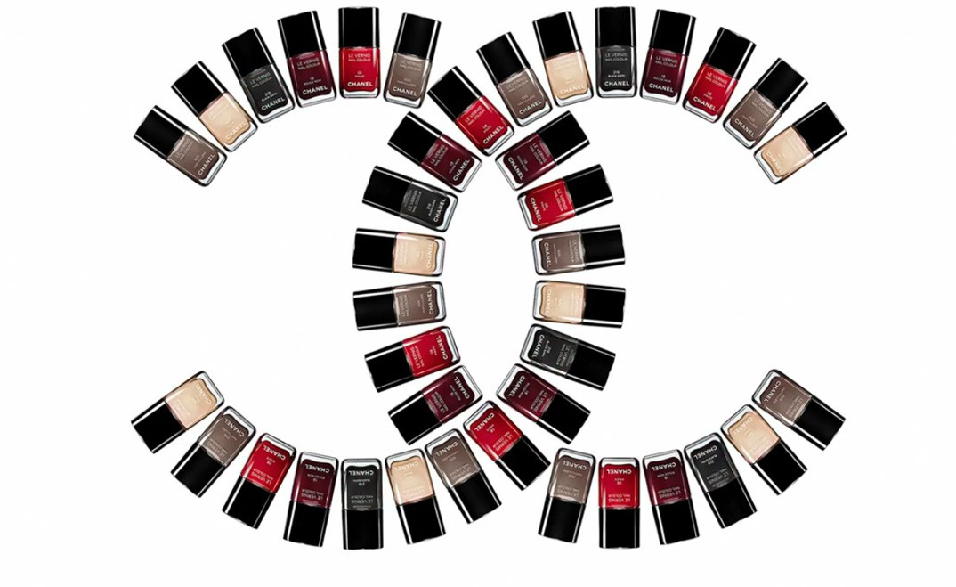 Chanel Cult Colors. A story of Nail polish.