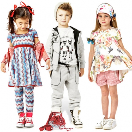 Dress Up Your Kid in Designer Kids Clothes