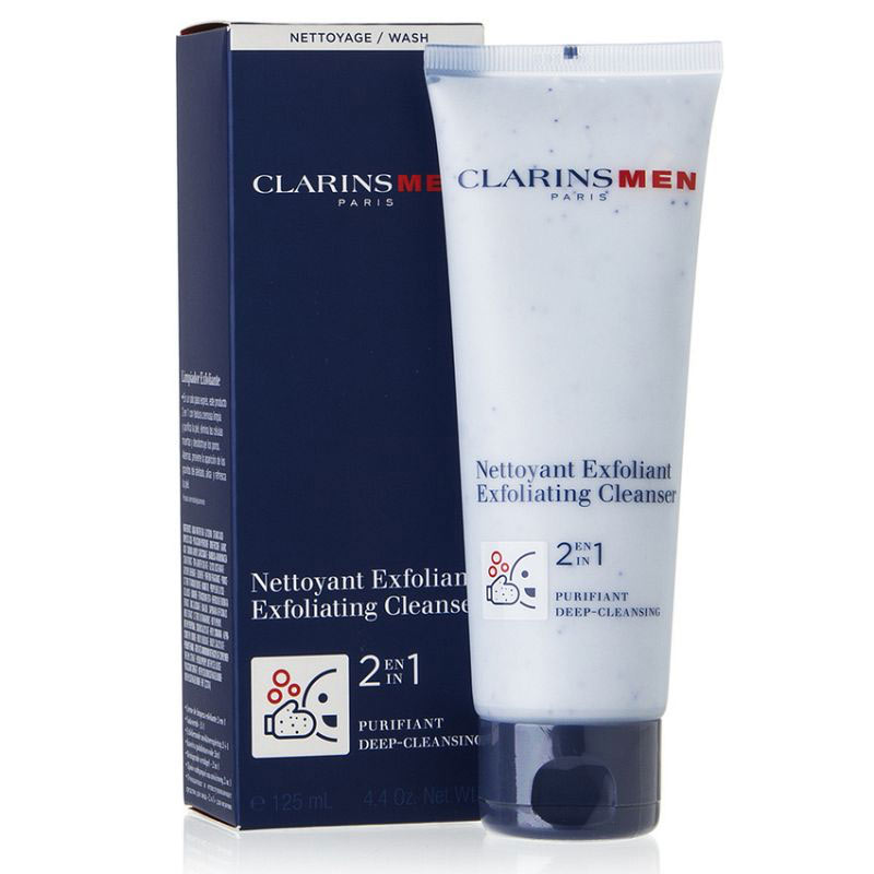 Clarins-Men-Exfoliating-cleanser