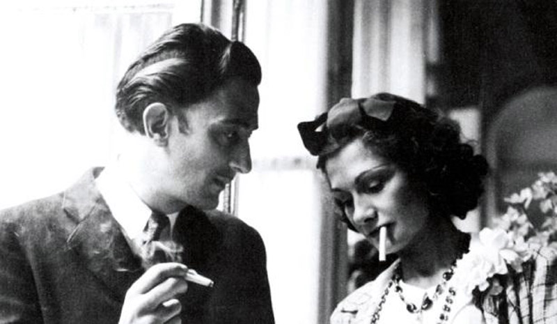 Coco chanel and arthur capel 2017