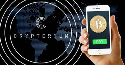 Cryptobanks Are The Next El Dorado, Meet Crypterium.