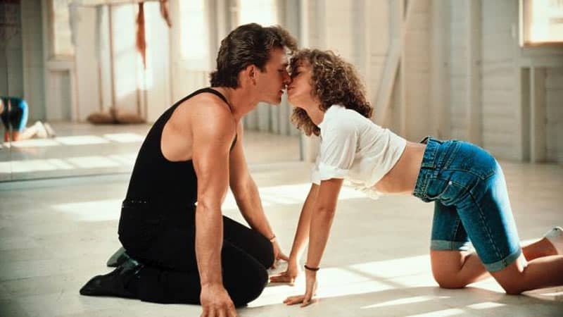 Dirty-Dancing-Crop-look-1980s