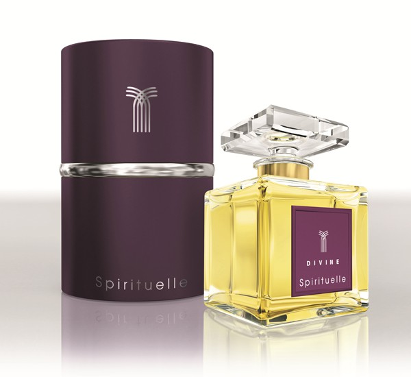 Parfums Divine launches Spirituelle. In the name of the Rose.