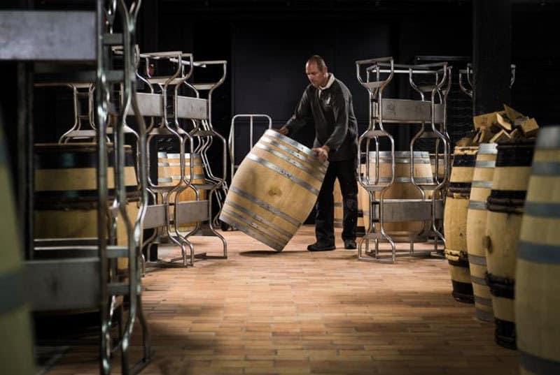 Domaine-des-Malandes-wine-making