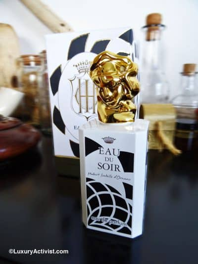 Sisley Eau du Soir – Limited edition 2016: White is the color.