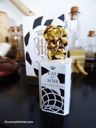 Sisley Eau du Soir – Limited edition 2016: White is the color.