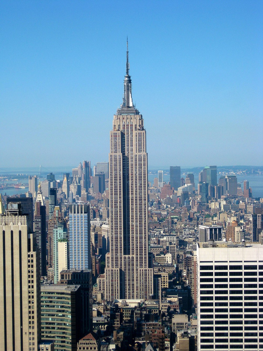Empire State Building: The 5 Tallest Buildings In New York