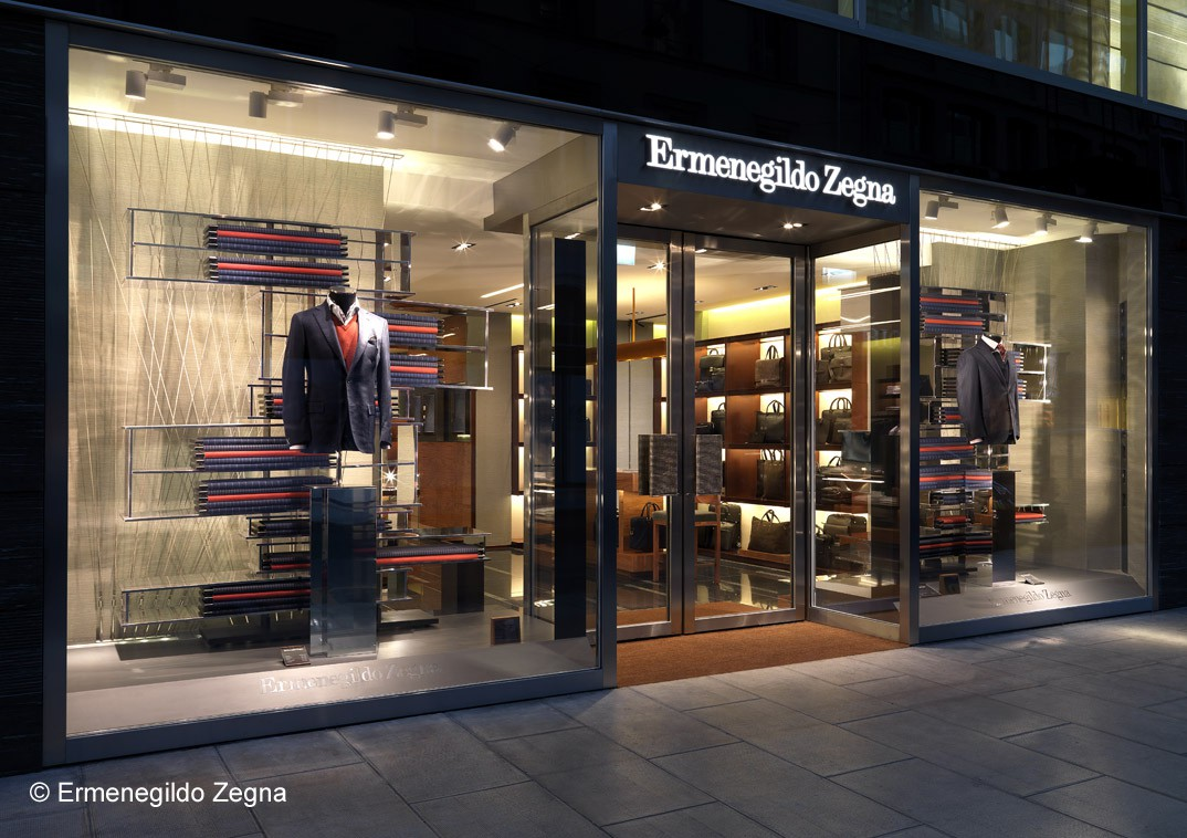 new ermenegildo zegna store in geneva a temple for men elegance luxury activist. Black Bedroom Furniture Sets. Home Design Ideas