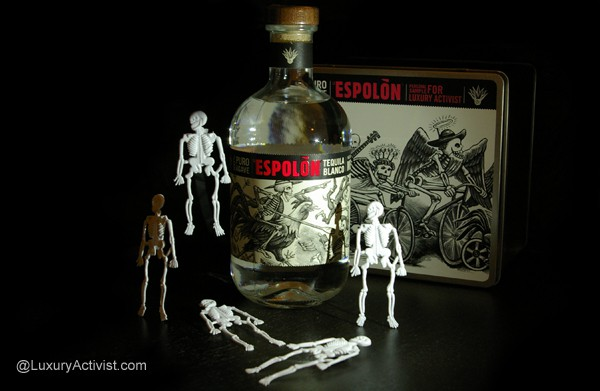 Tequila Espolon, a Mexican story with the flavor or revolution.