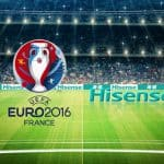 UEFA Euro 2016: play-field for Asian brands.