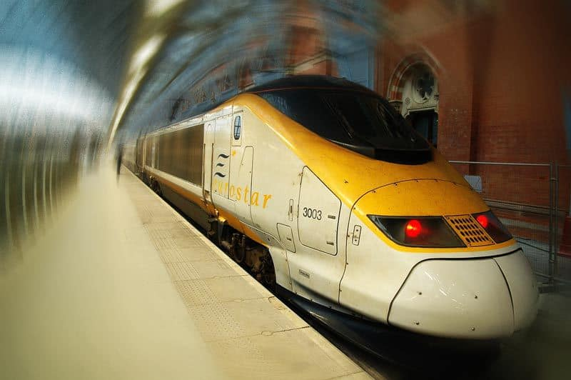 Eurostar-london-Paris