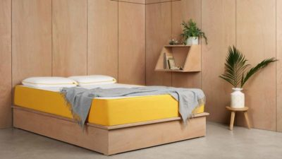 Eve Sleep, The Mattress Revolution Promising A Perfect Night's Sleep