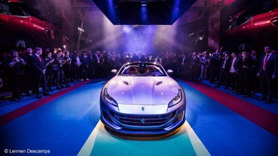 Swiss Premiere of the Ferrari Portofino: the event!