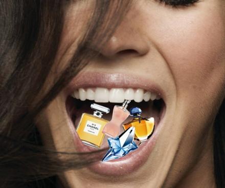 Fragrances: do not wear them… eat them!