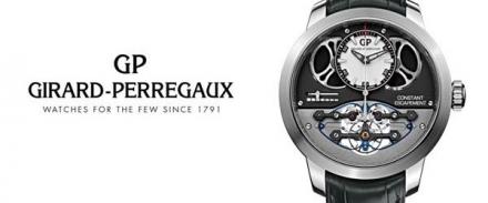 Girard-Perregaux Constant Escapement – A technical revolution Haute-Horlogerie style.