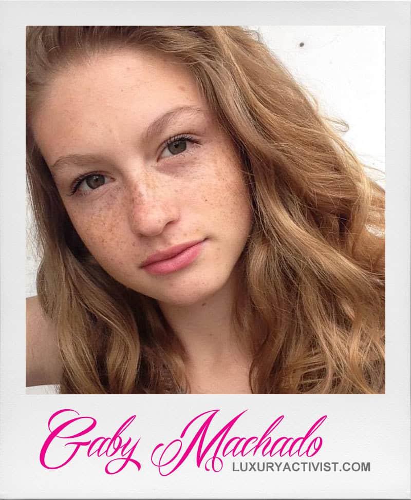 Gaby-Machado-selfie