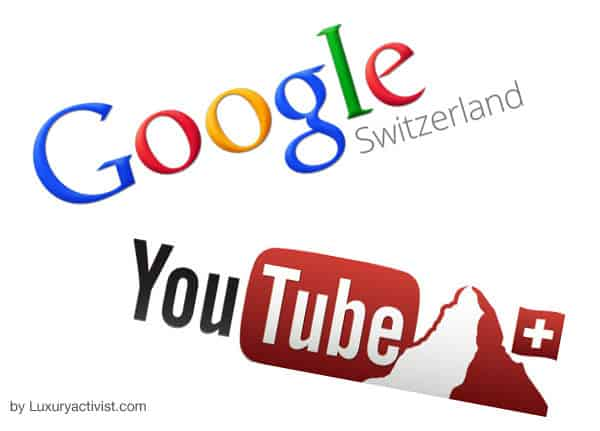 Google-Youtube-Switzerland