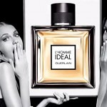 Guerlain launches L'Homme Ideal, new fragrance.