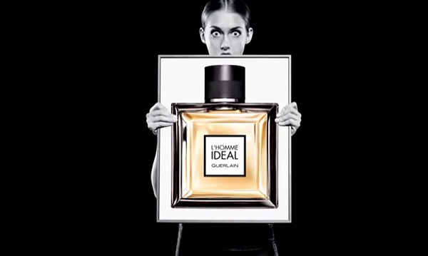 guerlain launches l 39 homme ideal new fragrance luxury activist. Black Bedroom Furniture Sets. Home Design Ideas