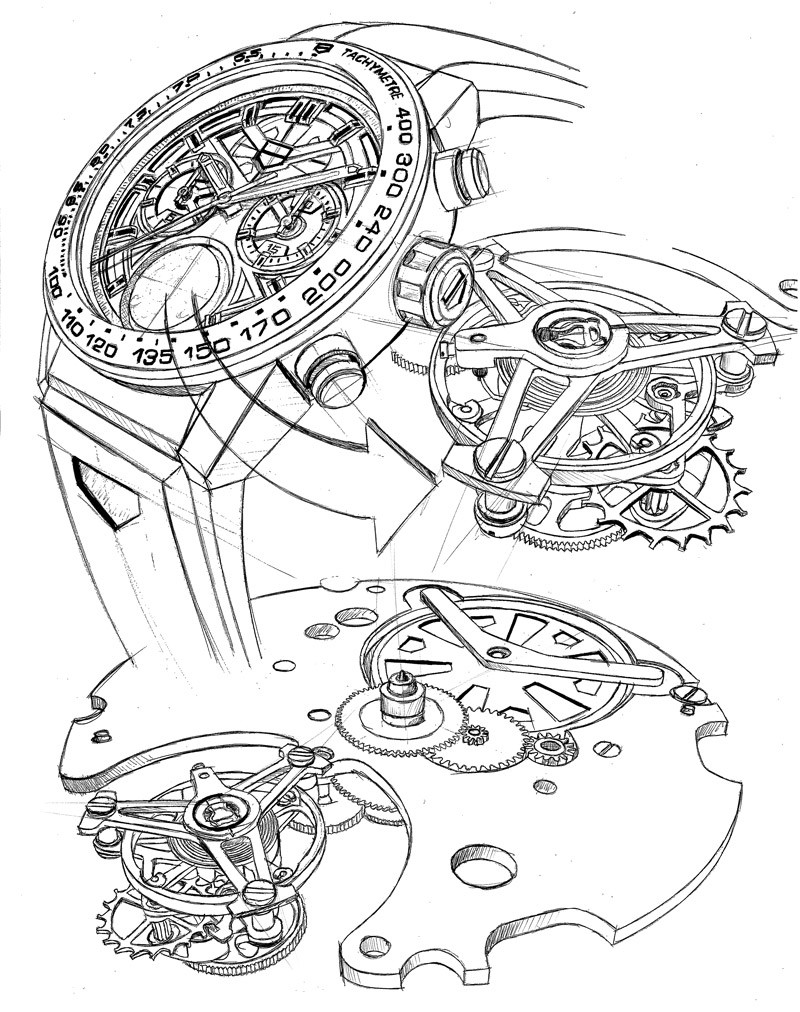 HEUER-02T-SKETCH-FOND-BLANC