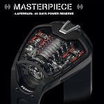 Hublot MP-05 LaFerrari. Masterpiece of all records!!!