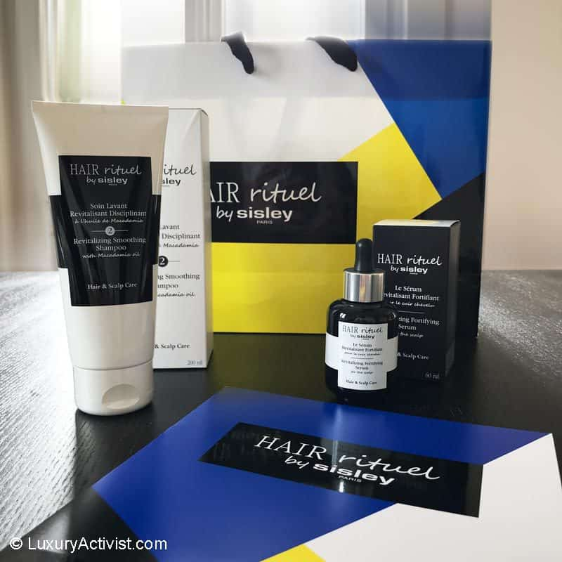 Hair Rituel By Sisley Paris Haircare Is The New Skincare