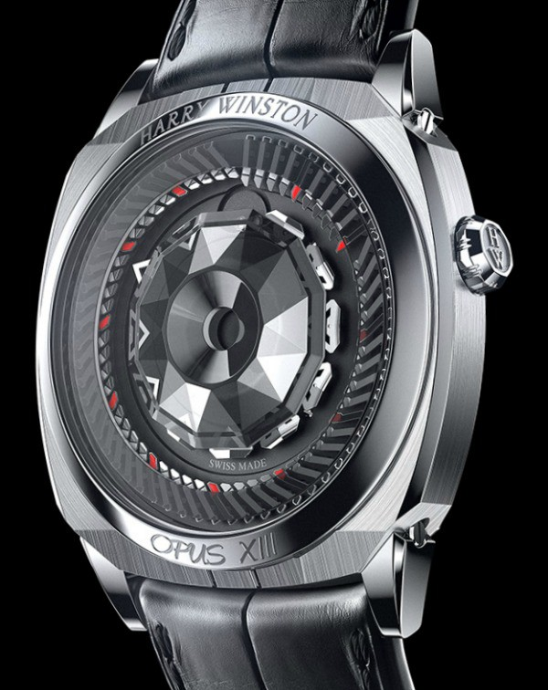Harry Winston Opus XIII by Ludovic Ballouard