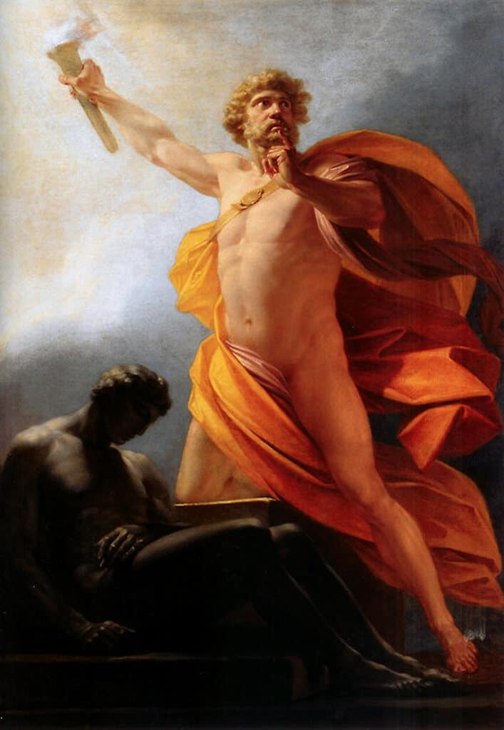 Prometheus-mythology