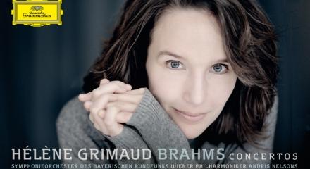 Hélène Grimaud, Brahms Concertos – new album