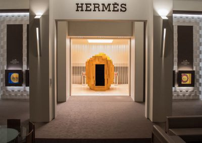 SIHH 2018: Inside The New Hermès Exhibition Booth