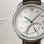 Baselworld 2013: Arceau, Le Temps Suspendu by Hermès.