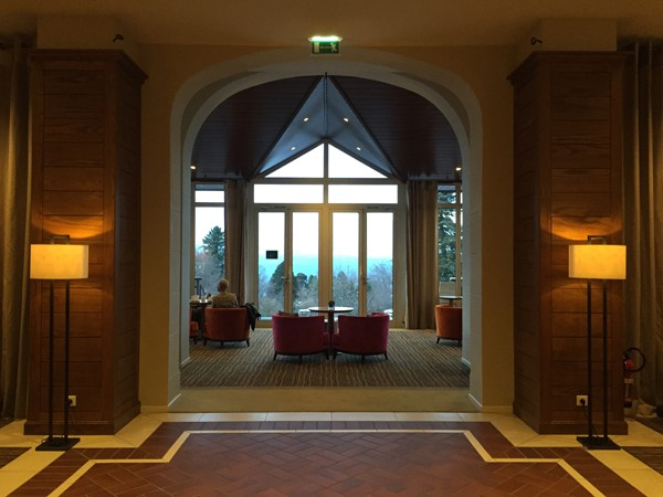 Hotel Evian L'Ermitage, a luxury escapade with style.