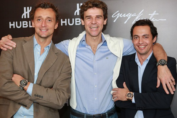 Hublot-Guga-team
