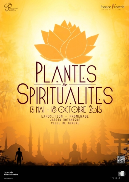 Plants and Spirituality at the Geneva Botanic garden