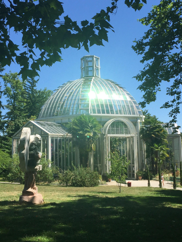 jardin botanique de geneve