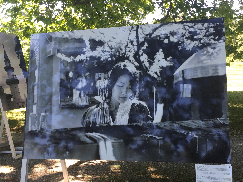 geneva Botanical garden exhibition