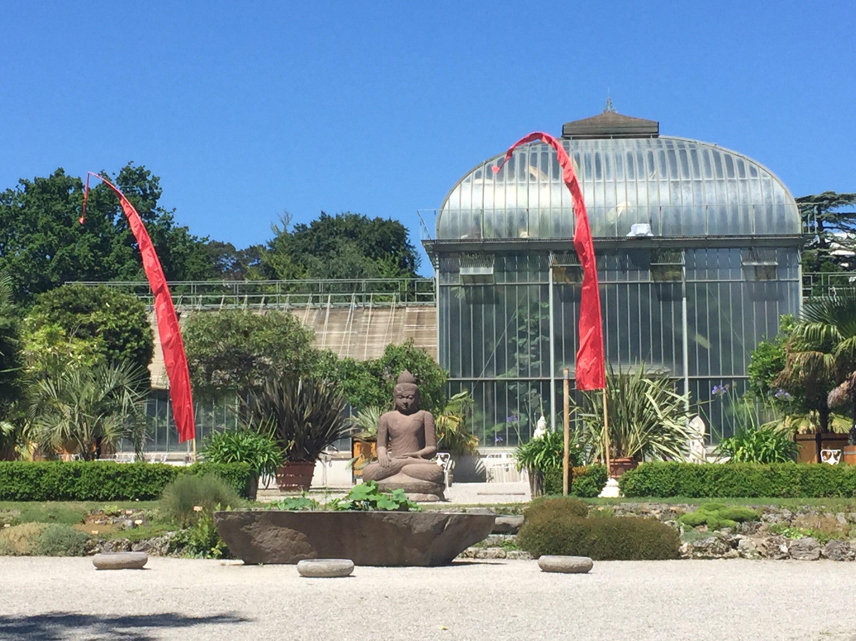 botanical garden geneva