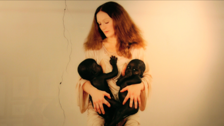Vanessa Beecroft x Valentino for Vogue Ukraine: a timeless idea of femininity