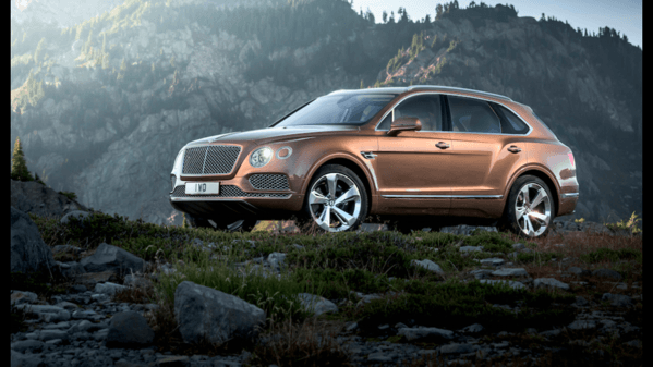 Bentley Bentayga, the essence of Luxury SUV