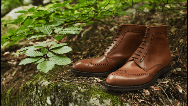 JM Weston Country Gents collection brown