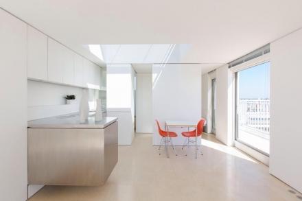 Chic-minimalist Mark Guard Apartment in the Latin Quarter