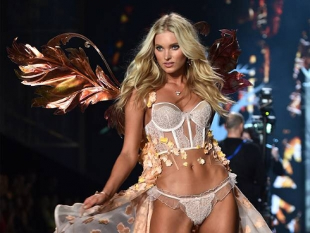 Victoria's Secret, the ultimate Haute-Couture show?