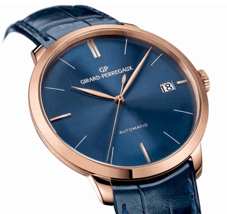 Girard Perregaux blue hour watch