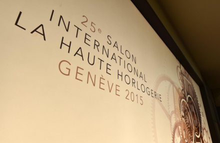 SIHH 2015, the first impressions!