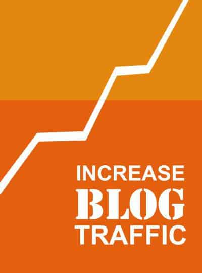 How to increase your blog traffic, 3 golden rules