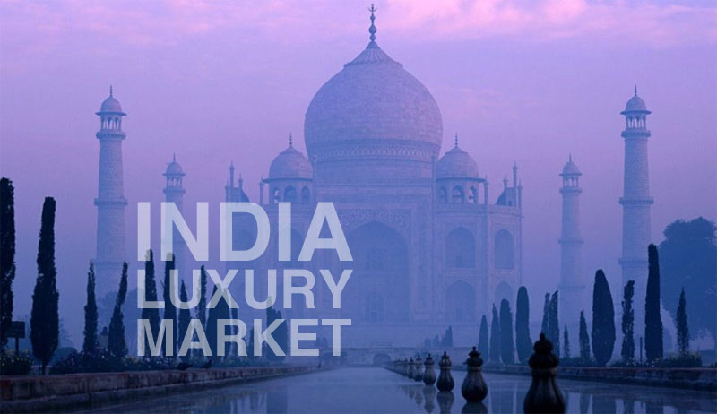 Luxury news: India, the other giant luxury market